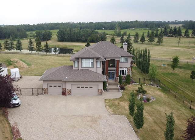 200 23361 TWP RD 510, Rural Leduc County, AB T4X 0S8 (#E4264719) :: The Foundry Real Estate Company