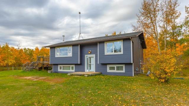 #27, 23429 Twp 584, Rural Westlock County, AB T0G 1L0 (#E4264807) :: The Foundry Real Estate Company