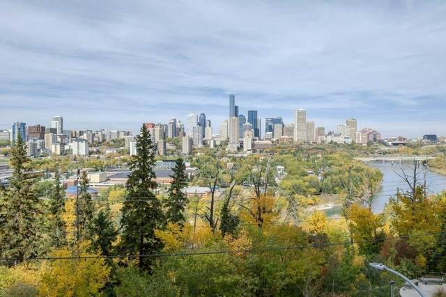 504 10135 Saskatchewan Drive, Edmonton, AB T6E 4Y9 (#E4264860) :: The Good Real Estate Company