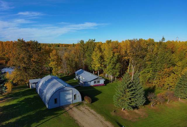36 53025 HWY 770, Rural Parkland County, AB T7Y 2J5 (#E4264871) :: The Foundry Real Estate Company