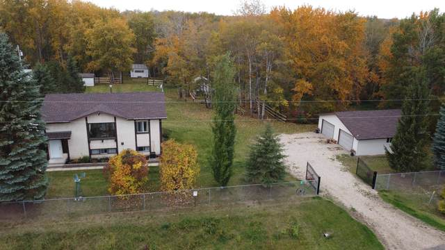 6 51032 RGE RD 272, Rural Parkland County, AB T7Y 1H2 (#E4264914) :: The Foundry Real Estate Company