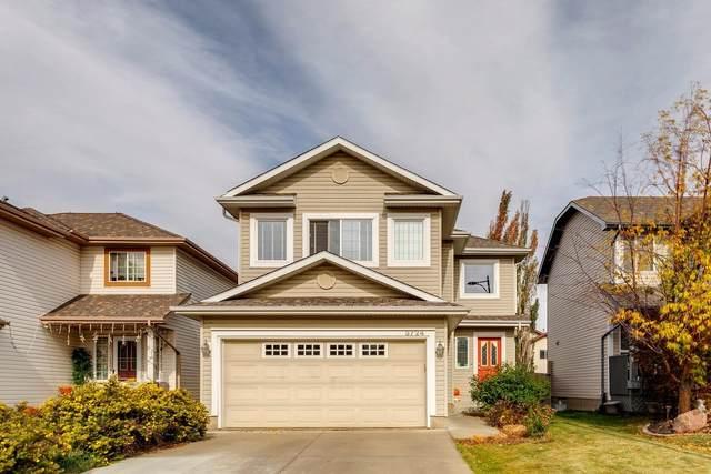 3724 Mclean Court, Edmonton, AB T6W 1M3 (#E4264954) :: The Good Real Estate Company