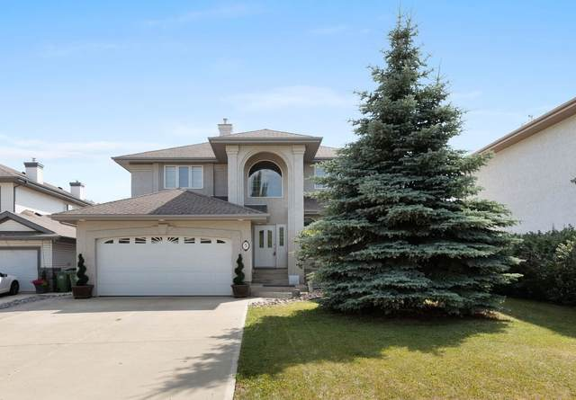 5 Embassy Place, St. Albert, AB T8N 7B7 (#E4265006) :: The Foundry Real Estate Company