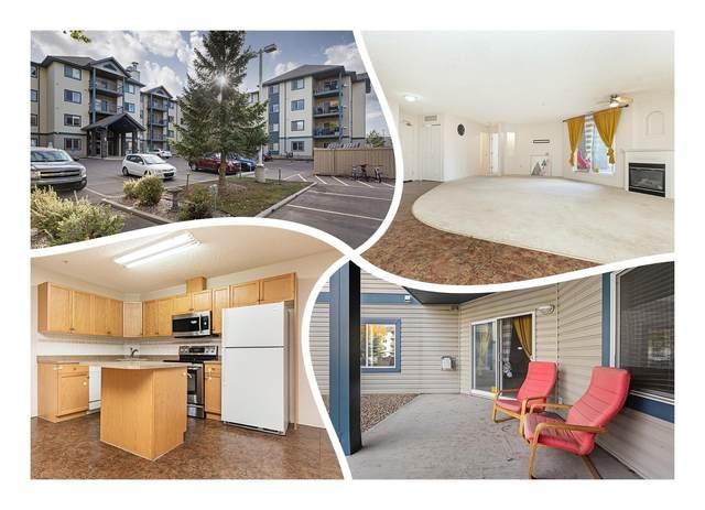 122 16303 95 Street, Edmonton, AB T5Z 3V1 (#E4265028) :: The Foundry Real Estate Company