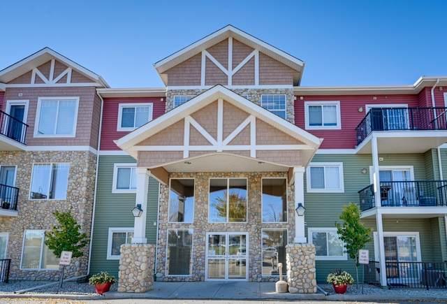 109 4922 52 Street, Gibbons, AB T0A 1N0 (#E4265136) :: Initia Real Estate