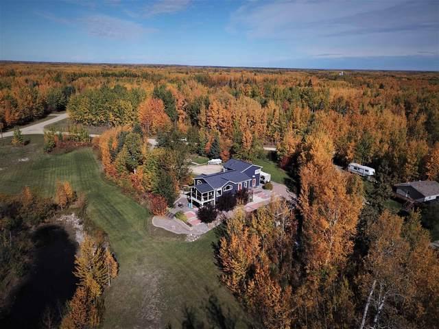 25B 3224 Twp Rd 552, Rural Lac Ste. Anne County, AB T0E 1A0 (#E4265143) :: The Foundry Real Estate Company