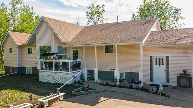 15 Gibbonslea Drive, Rural Sturgeon County, AB T0A 1N0 (#E4265220) :: The Foundry Real Estate Company