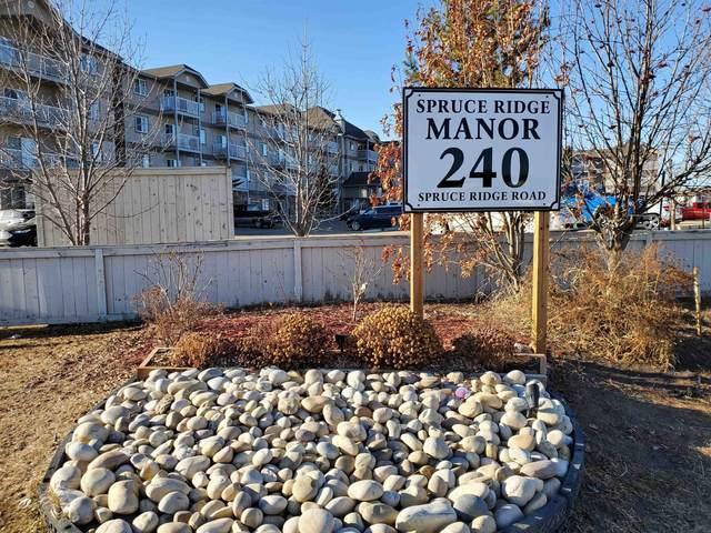 416 240 Spruce Ridge Road, Spruce Grove, AB T7X 0G5 (#E4265299) :: Müve Team   Royal LePage ArTeam Realty