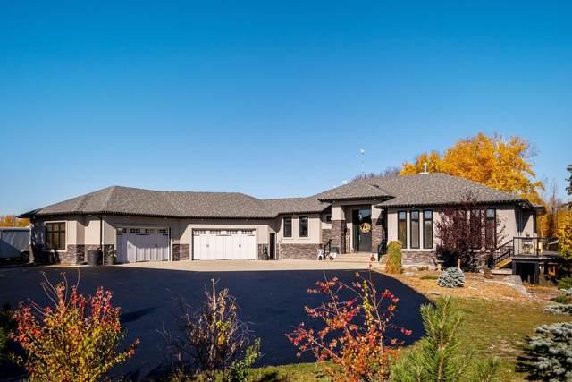 31 26516 TWP RD 514, Rural Parkland County, AB T7Y 1E9 (#E4265422) :: Initia Real Estate