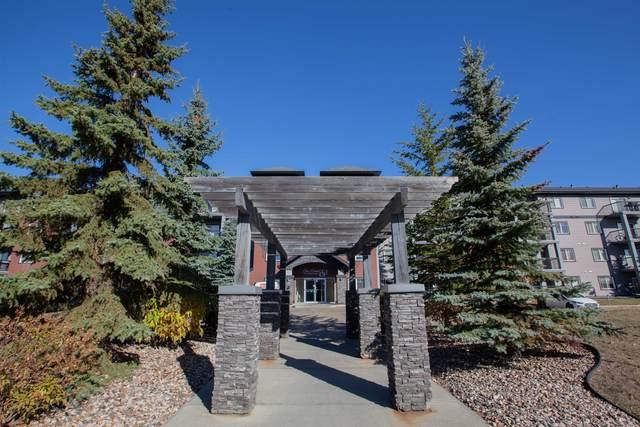 324 646 Mcallister Loop, Edmonton, AB T6W 0B5 (#E4265462) :: The Good Real Estate Company