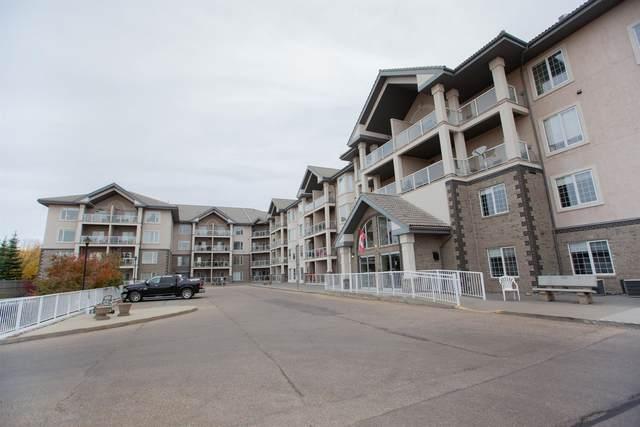408 612 111 Street, Edmonton, AB T6W 1R9 (#E4265471) :: The Good Real Estate Company
