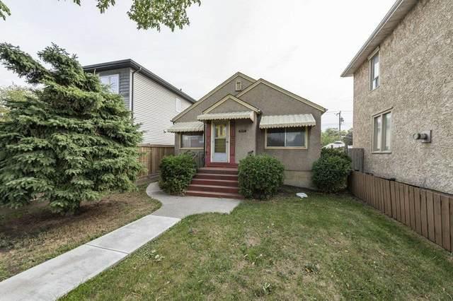 11645 101 Street, Edmonton, AB T5G 2B3 (#E4265529) :: The Foundry Real Estate Company