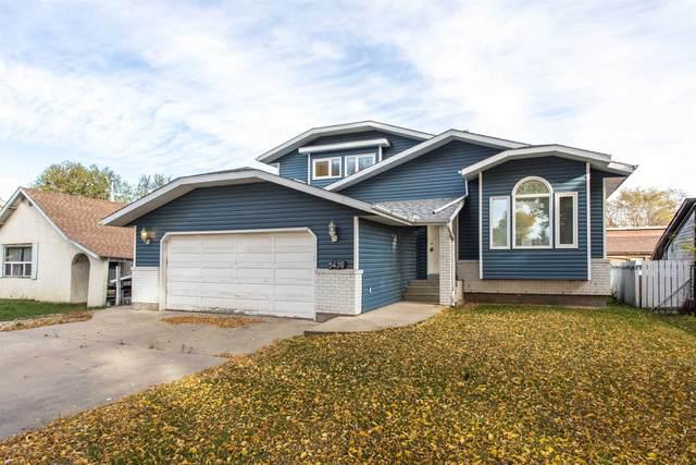 5476 51 Avenue, Lacombe, AB T4L 1K9 (#E4265549) :: The Foundry Real Estate Company
