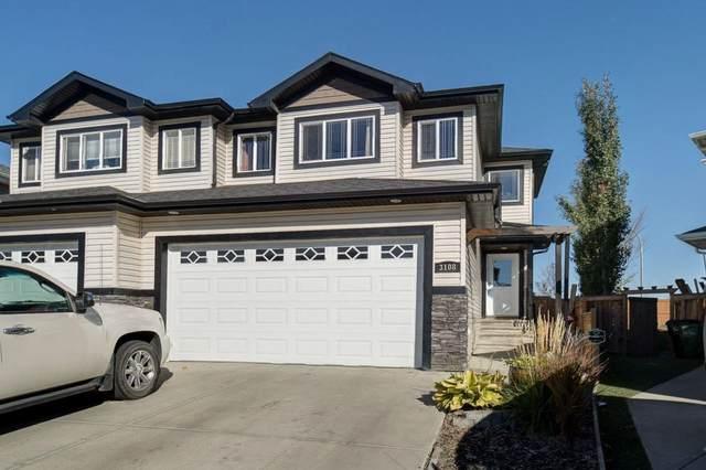 3108 152 Avenue, Edmonton, AB T5Y 0S9 (#E4265697) :: Initia Real Estate