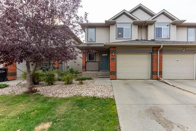 54 1128 156 Street, Edmonton, AB T6R 0C9 (#E4265735) :: The Foundry Real Estate Company