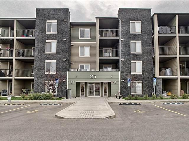 312 25 Element Drive N, St. Albert, AB T8N 7S1 (#E4265751) :: Initia Real Estate