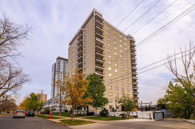 1402 9737 112 Street, Edmonton, AB T5K 1L3 (#E4265808) :: Initia Real Estate