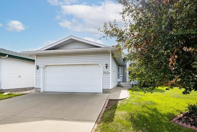 9924 93 Street, Fort Saskatchewan, AB T8L 4H3 (#E4265822) :: The Foundry Real Estate Company