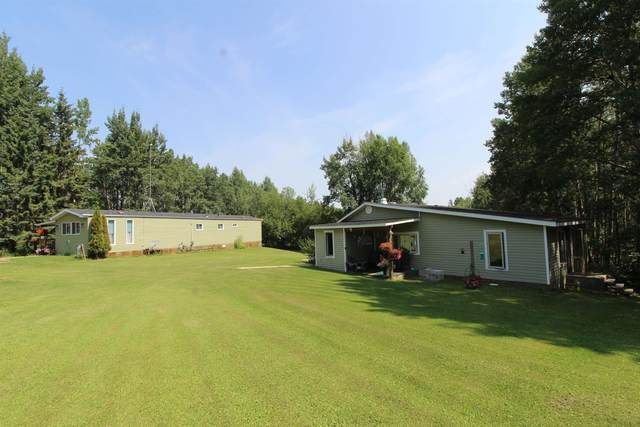 21A 453001 HWY 771, Rural Wetaskiwin County, AB T0C 2V0 (#E4265875) :: Initia Real Estate