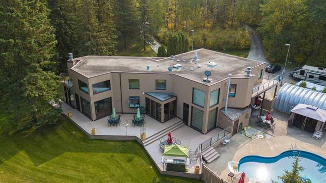 11 Riverview-26123 Twp Rd 511 Place, Rural Parkland County, AB T7Y 1C6 (#E4266020) :: The Foundry Real Estate Company