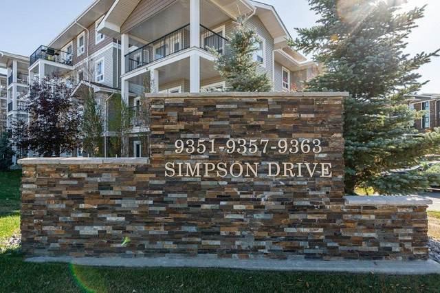 1234 9363 Simpson Drive, Edmonton, AB T6R 0N2 (#E4266041) :: The Foundry Real Estate Company