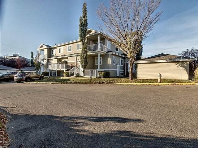 38D 79 Bellerose Drive, St. Albert, AB T8N 1C5 (#E4266047) :: Initia Real Estate