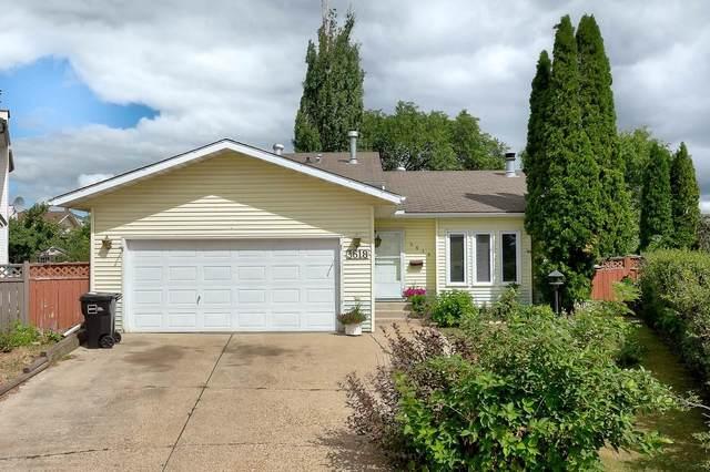 3618 145 Avenue, Edmonton, AB T5Y 2K7 (#E4266175) :: Initia Real Estate