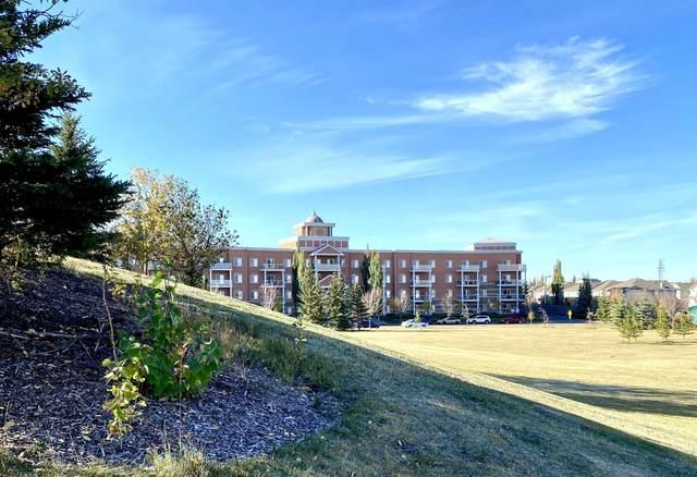308 263 Macewan Road, Edmonton, AB T6W 0C4 (#E4266191) :: The Good Real Estate Company