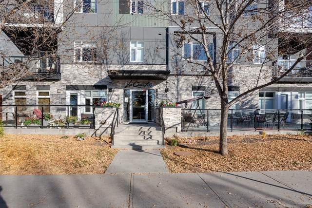 402 8525 91 Street, Edmonton, AB T6C 3N1 (#E4266193) :: The Foundry Real Estate Company