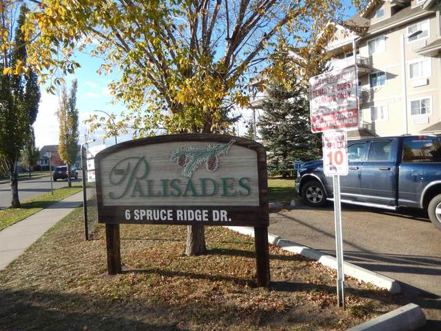 307B 6 Spruce Ridge Drive, Spruce Grove, AB T7X 4P4 (#E4266195) :: Müve Team   Royal LePage ArTeam Realty