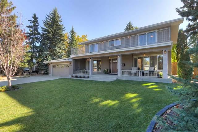 14211 60 Avenue, Edmonton, AB T6H 1J6 (#E4266211) :: Initia Real Estate