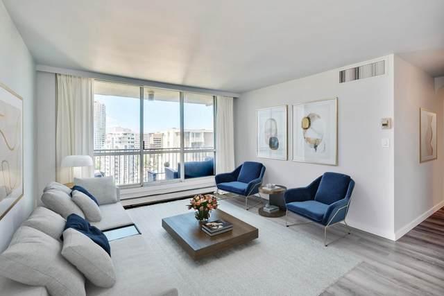 1508 9909 104 Street, Edmonton, AB T5K 2G5 (#E4266239) :: The Good Real Estate Company