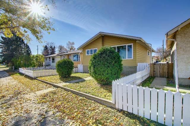 12812 70 Street, Edmonton, AB T5C 0J8 (#E4266319) :: The Foundry Real Estate Company