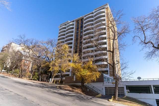 406 9725 106 Street, Edmonton, AB T5K 1B5 (#E4266436) :: The Good Real Estate Company