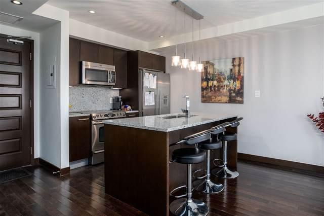 1504 10388 105 Street, Edmonton, AB T5J 0C2 (#E4266449) :: The Good Real Estate Company