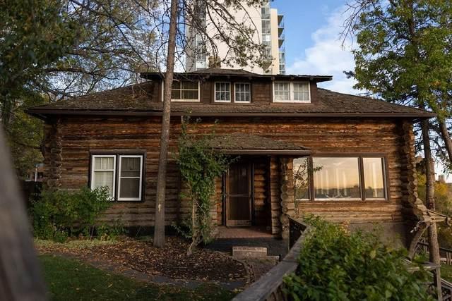 9905 115 Street, Edmonton, AB T5K 1S4 (#E4266524) :: Müve Team | Royal LePage ArTeam Realty