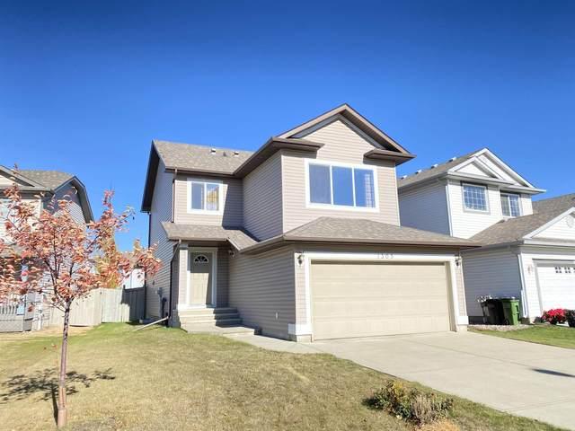 1305 Mcallister Way, Edmonton, AB T6W 1R5 (#E4266583) :: The Good Real Estate Company