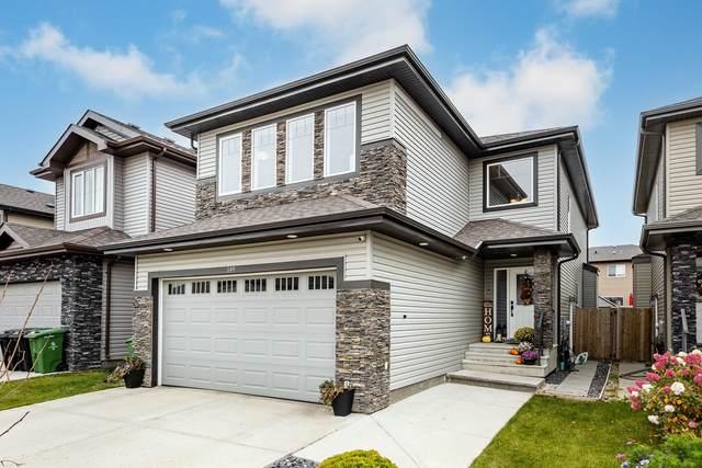 149 Cranston Place, Fort Saskatchewan, AB T8L 0K9 (#E4266584) :: Müve Team | Royal LePage ArTeam Realty