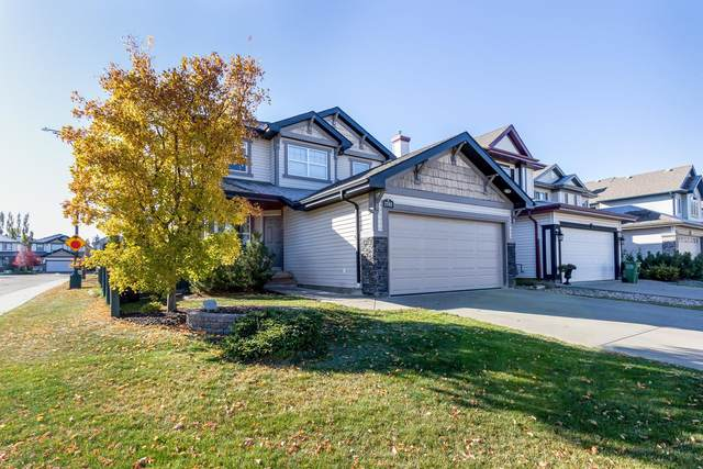 1703 Robertson Place, Edmonton, AB T6W 1H8 (#E4266586) :: Initia Real Estate