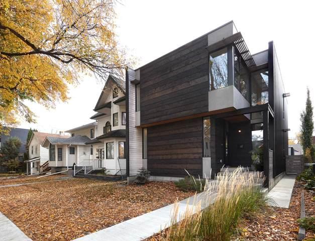 9761 90 Avenue, Edmonton, AB T6E 2S8 (#E4266605) :: The Foundry Real Estate Company