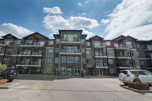 206 12408 15 Avenue, Edmonton, AB T6W 1X2 (#E4266646) :: Initia Real Estate
