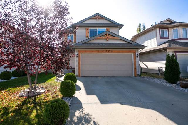 1715 Melrose Crescent, Edmonton, AB T6W 0B2 (#E4266663) :: The Good Real Estate Company
