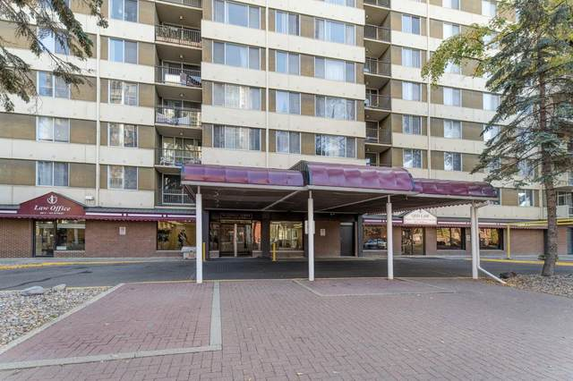2007 9909 104 Street, Edmonton, AB T5K 1G5 (#E4266671) :: The Good Real Estate Company