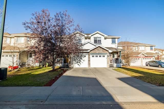 11916 18 Avenue, Edmonton, AB T6W 1W3 (#E4266699) :: Initia Real Estate
