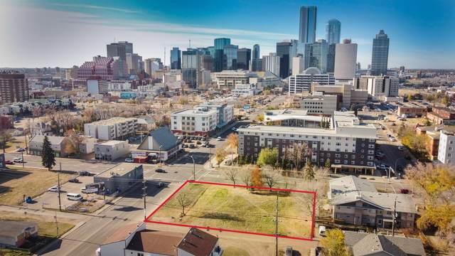 10349 95 Street, Edmonton, AB T5H 4H3 (#E4266706) :: Initia Real Estate