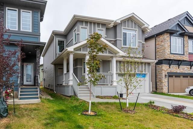 17827 9 Avenue, Edmonton, AB T6W 3K2 (#E4266774) :: The Good Real Estate Company