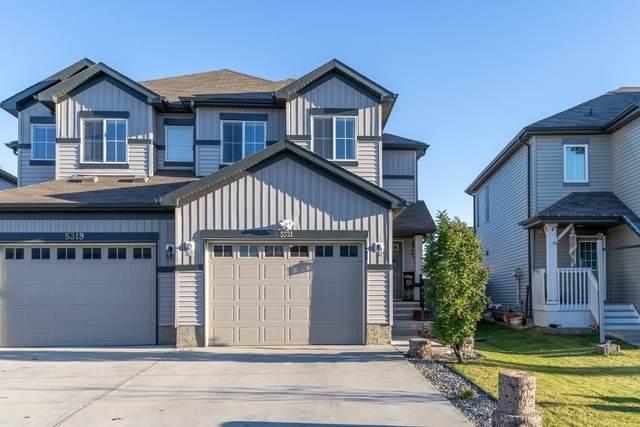 5321 15 Avenue, Edmonton, AB T6X 1S2 (#E4266775) :: The Good Real Estate Company