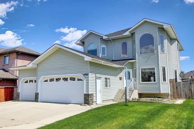 6903 38 Avenue, Camrose, AB T4V 5A8 (#E4266776) :: The Good Real Estate Company