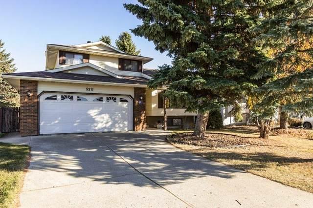 9311 173 Street, Edmonton, AB T5T 3C4 (#E4266777) :: The Good Real Estate Company