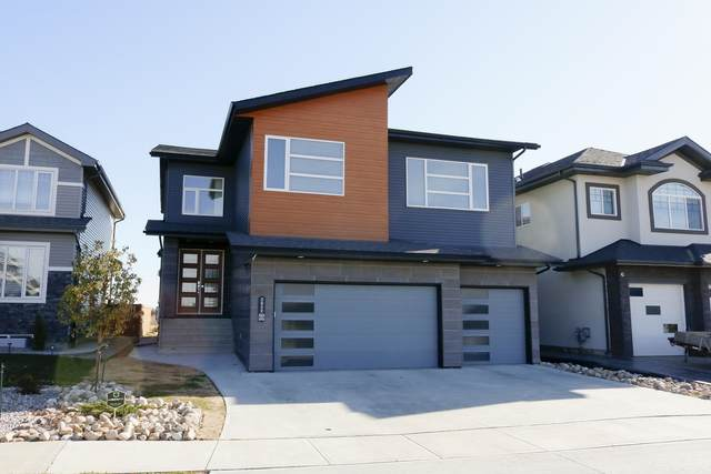 5859 32 Street NE, Rural Leduc County, AB T4X 1Z3 (#E4266778) :: The Good Real Estate Company
